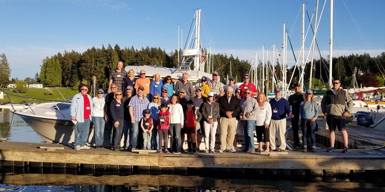 11th annual club Roche Harbor ling cod derby